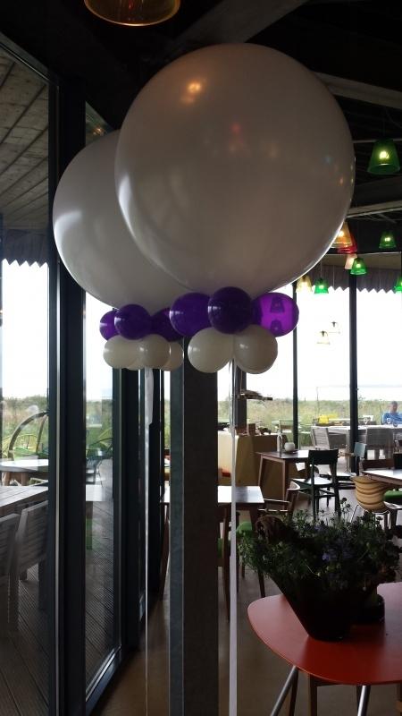 Cloudbuster ballonnen