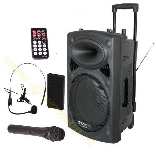 handige all in one draagbare speaker